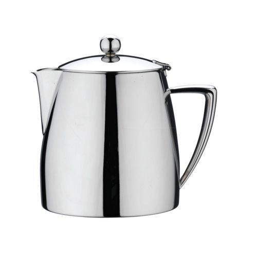 Art Deco Double Wall Teapot - MORE OPTIONS